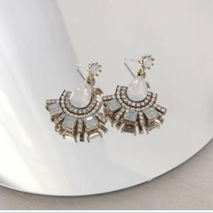 Allegro Fan Drop Earrings from Lovers Tempo